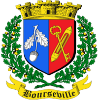 Armoiries de Bourseville