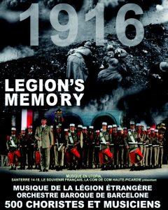 legion's memory