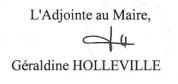 signature G.holleville